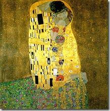 El Beso Gustav Klimt