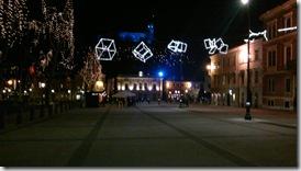 Plaza del Congreso, Liubliana