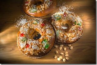 Roscones de Reyes de Nunos, Madrid
