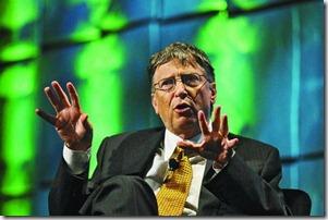 Entrevistas a Bill Gates