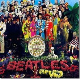 Sargent Pepper's Lonely Hearts Club Band