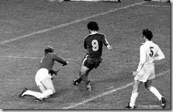 Bayern vs Leeds 1975