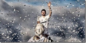 Foto colgada por Iker Casillas en su página de Faceboook