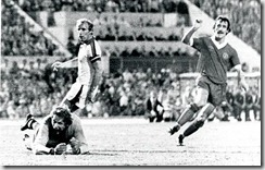 Liverpool vs Borussia M 1977