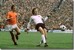 Alemania Holanda Cruyff Beckenbauer