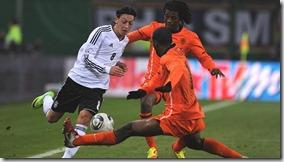 Alemania Holanda Mezut Özil