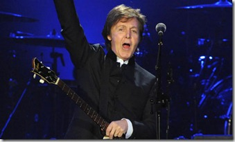 Paul McCartney a los 70