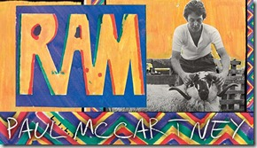 RAM Paul McCartney