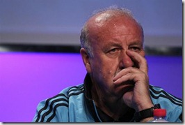 Vicente del Bosque, Foto Europa Press