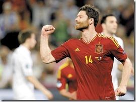 UCRANIA F⁄TBOL EUROCOPA 2012 ESPA—A FRANCIA