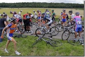 Tour de Francia, foto Efe
