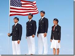 Olympics US Uniforms