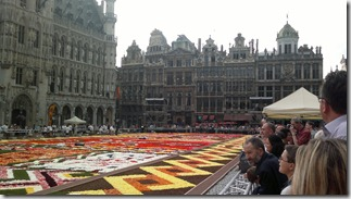 Grand Place tarde 1