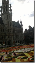 Grand Place tarde 2