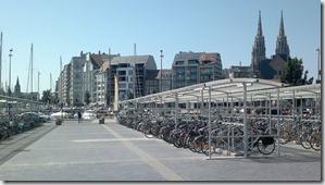 11. Ostende, desde la estación