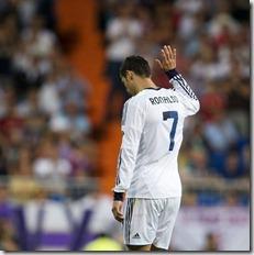 Cristiano Ronaldo, foto AFP