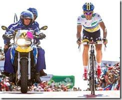 Spain Vuelta Cycling