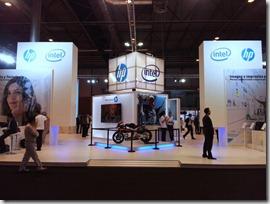 SIMO 2012, stand de HP