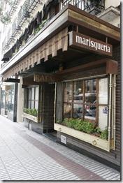 Marisquería Casa Rafa, Madrid