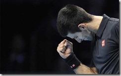Djokovic, foto Efe