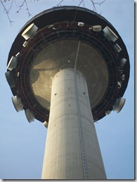 Torre España, RTVE
