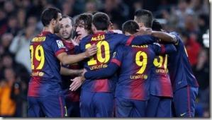 FC Barcelona, foto sin firma