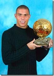 Ronaldo Balón de Oro