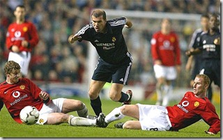 Real Madrid - Manchester United 2