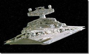 Y la nave seguirá avanzando imperial