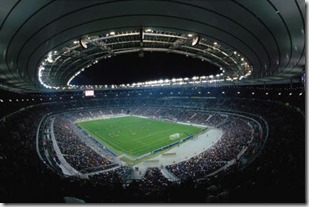 Stade St Denis Paris