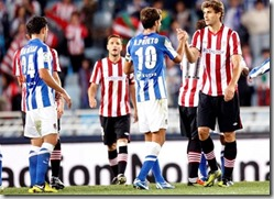 Athletic-Real Sociedad