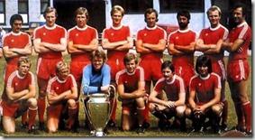 Bayern Munich 1976