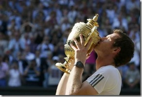 Andy Murray, foto Reuters
