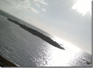 Luces, A Coruña paseo marítimo