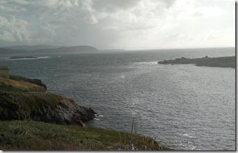 Mares, litoral A Coruña