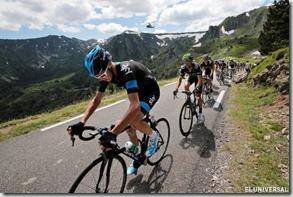 Tour de Francia 2013 octava etapa, foto AP