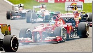 Fernando Alonso, foto Eurosport