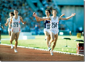Sebastian Coe y Stevet Ovett, JJOO Moscú 1980