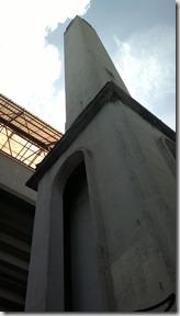 Torre del estadio de Riazor