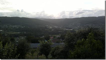 Valle de Tebra