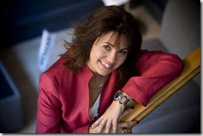 Rosa García, presidenta de Siemens España