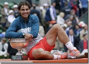Rafa Nadal 2013
