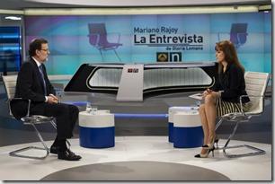Mariano Rajoy vs Gloria Lomana