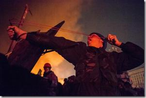 Foto AFP, Dimitry Serebryakov