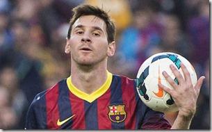 Leo Messi, foto de Roser Villalonga