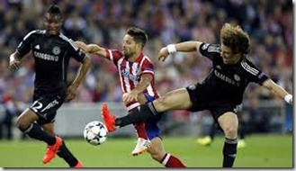 Atlético de Madrid - Chelsea