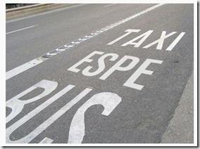 Carril Espe