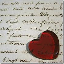 Cuando escribir es amar