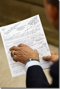 400px-Barack_Obama's_second_inauguration_address_with_handwritten_notes, autor Pete Souza