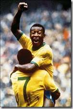 O rei Pelé